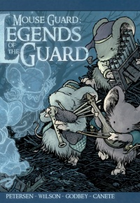Mouse Guard (2019)