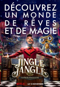 Jingle Jangle : Un Noël enchanté (2020)
